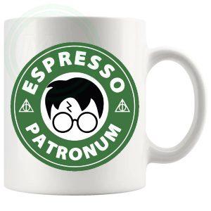 expresso patronum style 2 novelty mug