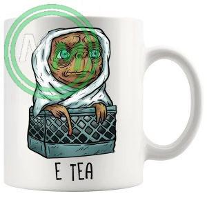 e tea Novelty Mug