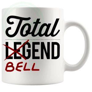 total bellend Novelty Mug
