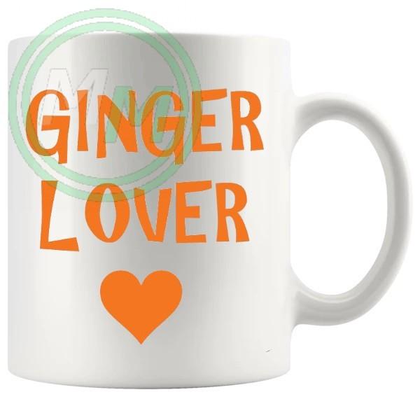 ginger lover Novelty Mug