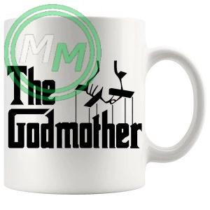 the godmother Novelty Mug