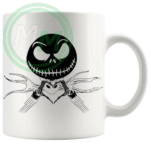 lovejack jack skellington Novelty Mug