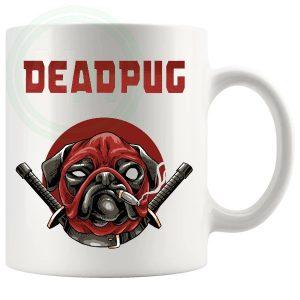 deadpug deadpool mug style 2