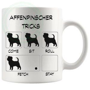 Affenpinscher Tricks Mug