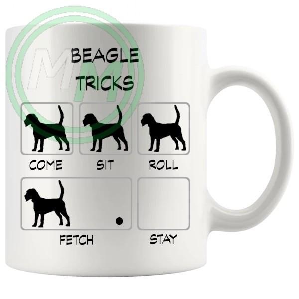Beagle Tricks Mug