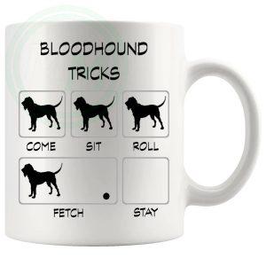 Bloodhound Tricks Mug