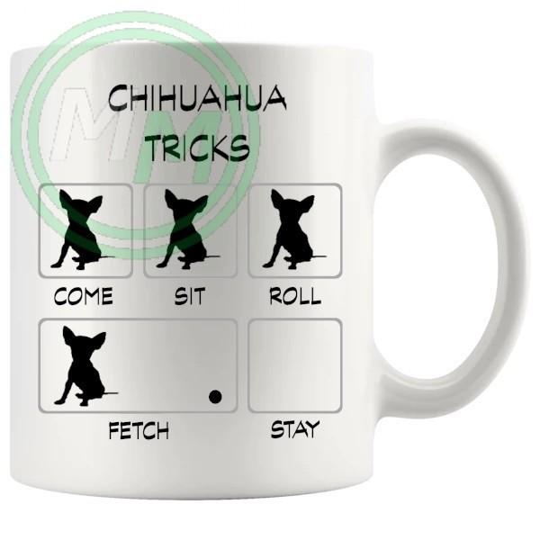 Chihuahua Tricks Mug