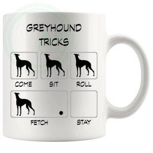 Greyhound Tricks Mug