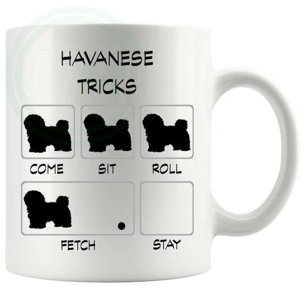 Havanese Tricks Mug