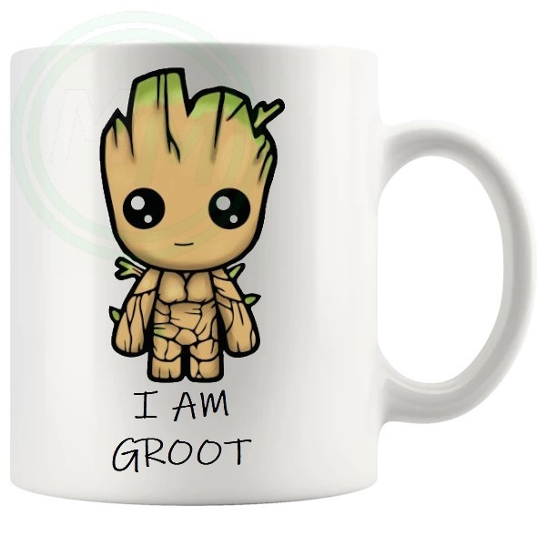 I Am Groot Mug