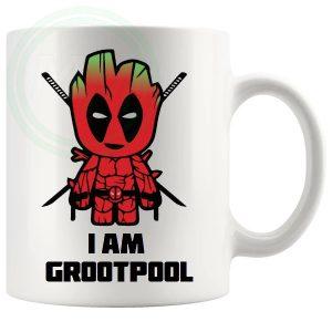I Am Grootpool Mug