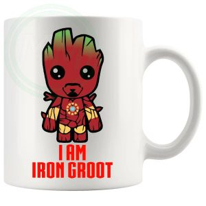 I Am IronGroot Mug