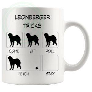 Leonberger Tricks Mug