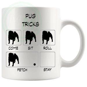 Pug Tricks Mug
