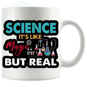 Science Its Like Magic Mug