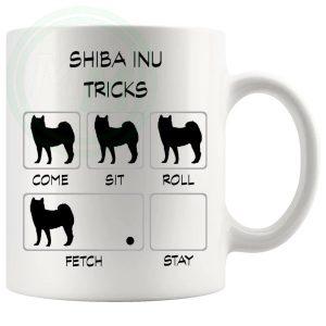 Shiba Inu Tricks Mug
