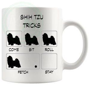 Shih Tzu Tricks Mug