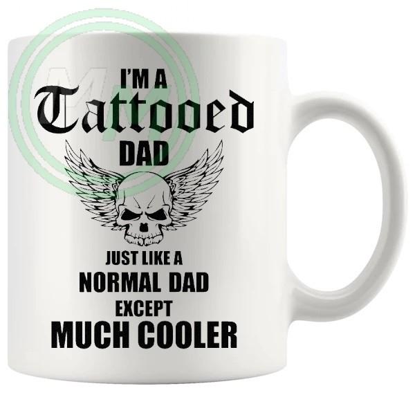im a tattooed dad