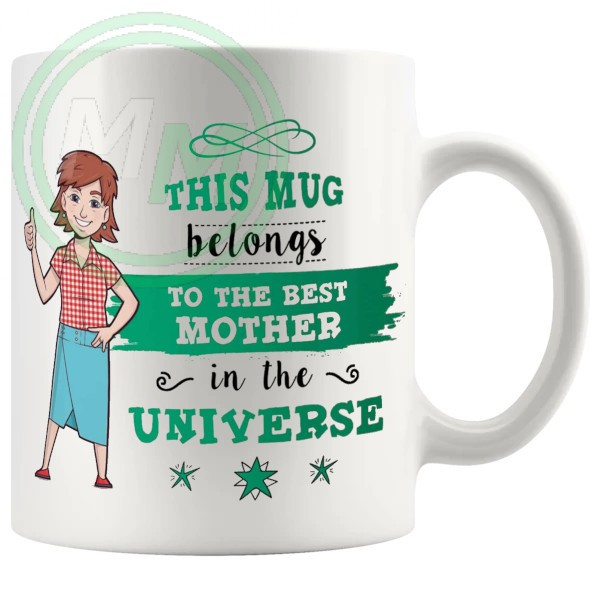 this mug belongs to the best mom