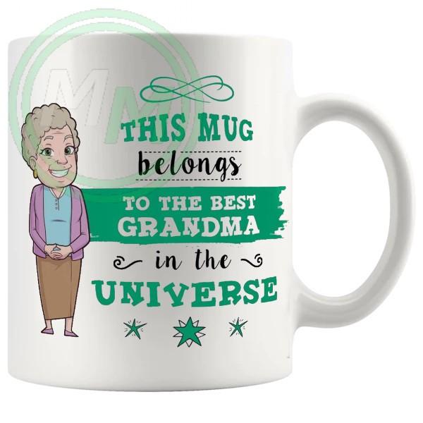 this mug belongs to the best nan