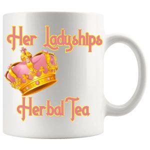Her Ladyships Herbal Tea Mug
