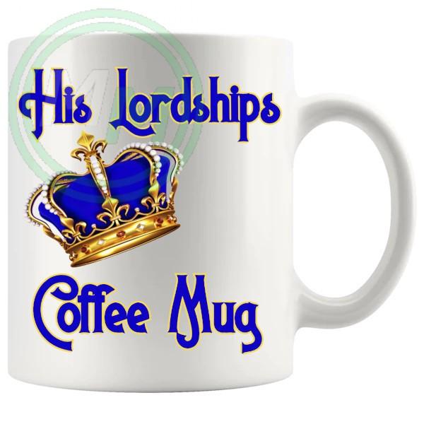 His Lordships Coffee Mug 1