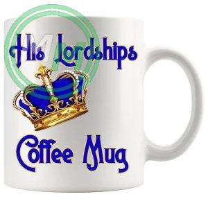 His Lordships Coffee Mug
