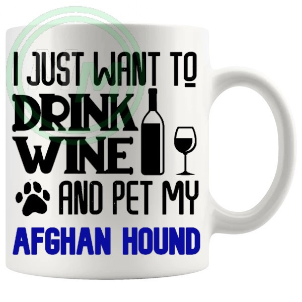 Pet My afghan hound blue