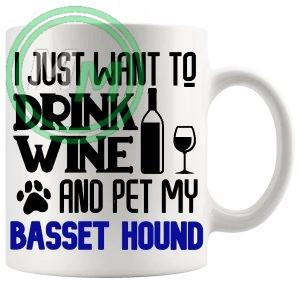 Pet My basset hound blue