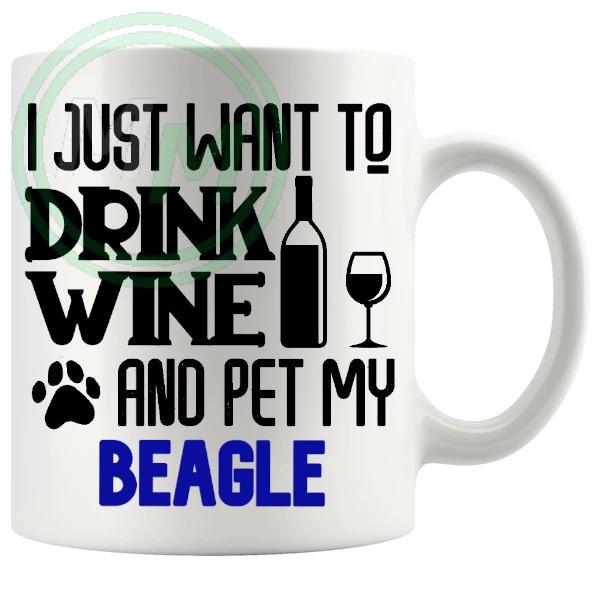 Pet My beagle blue