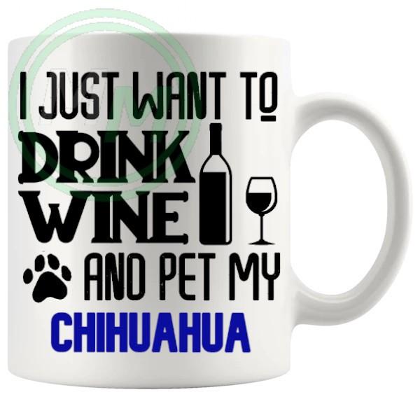Pet My chihuahua blue