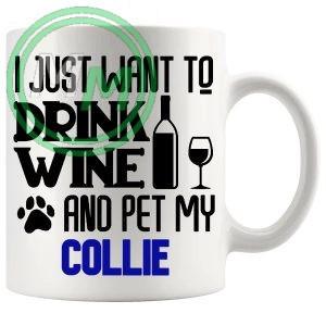 Pet My collie blue
