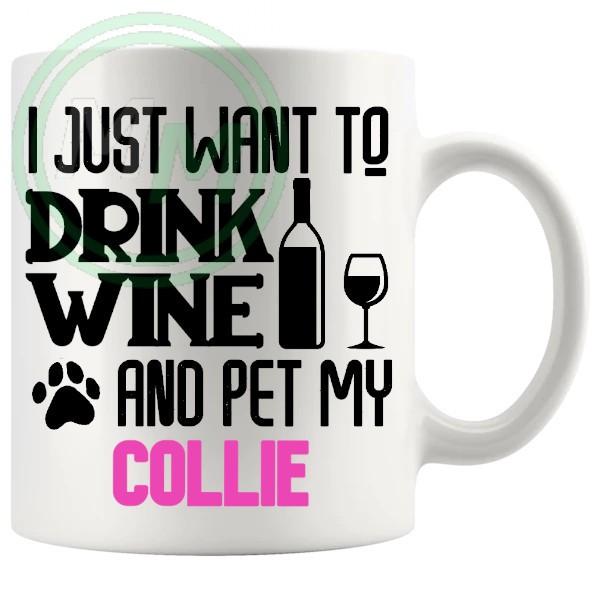 Pet My collie pink