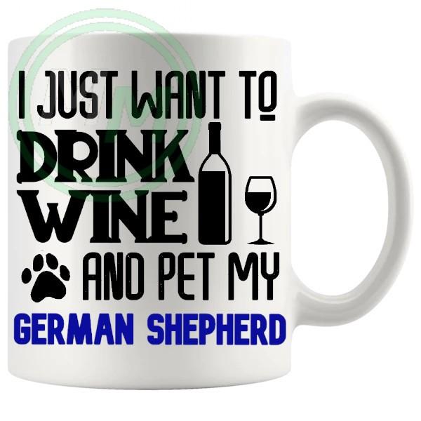 Pet My german shpeherd blue