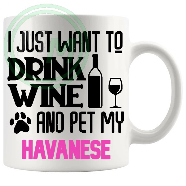 Pet My havenese pink