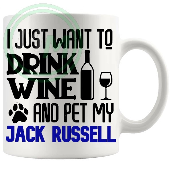 Pet My jack russell blue