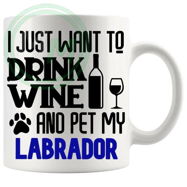 Pet My labrador blue