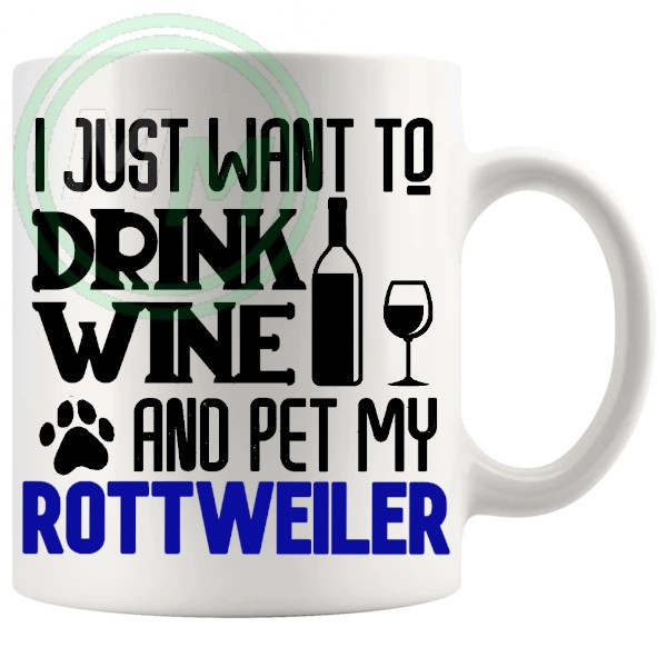 Pet My rottweiler blue