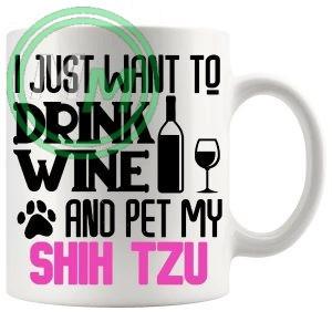 Pet My shih tzu pink
