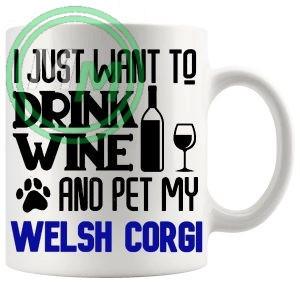 Pet My welsh corgi blue