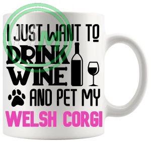 Pet My welsh corgi pink