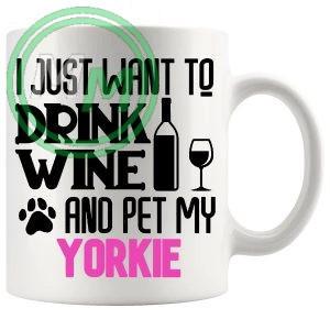 Pet My yorkie pink