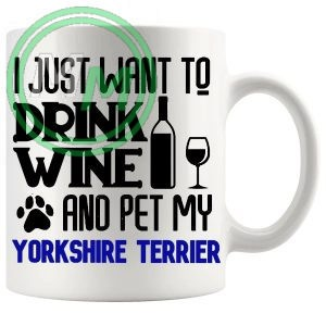 Pet My yorkshire terrier blue