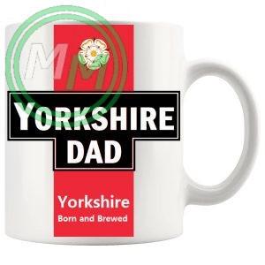 Yorkshire Dad Mug