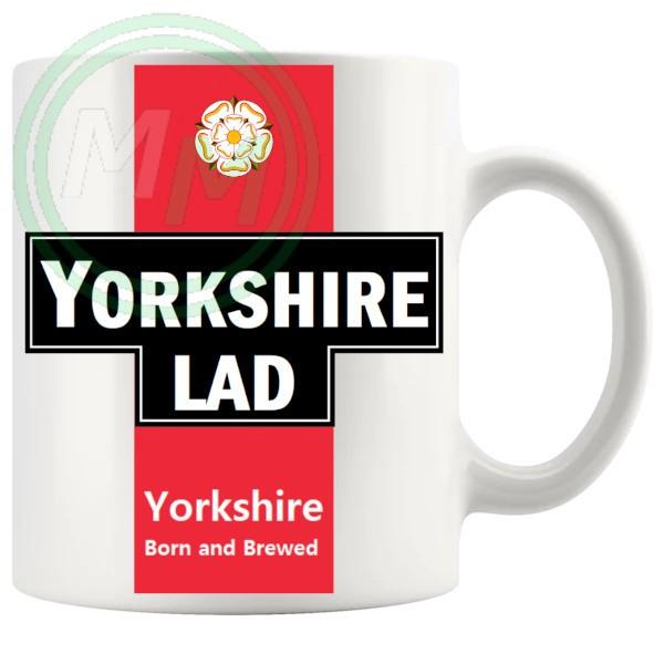 Yorkshire Lad Mug