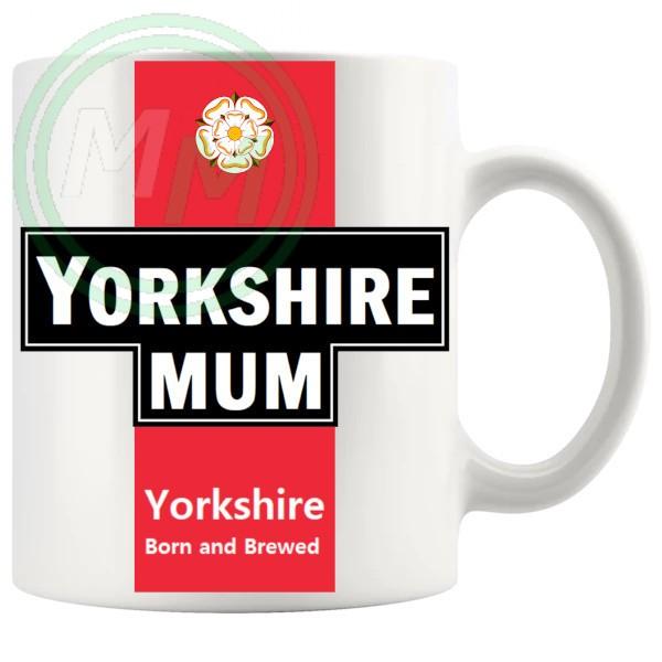 Yorkshire mum Mug