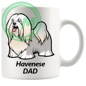 havenese dad mug