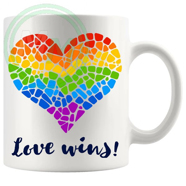 Love Wins Heart