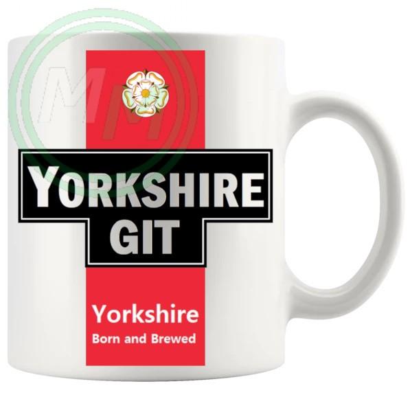 Yorkshire Git Mug
