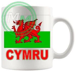 cymru novelty gift